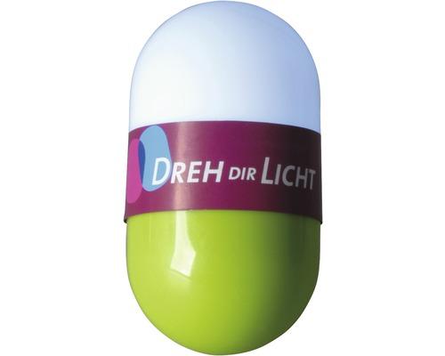 Éclairage LED Dreh Dir Licht, vert