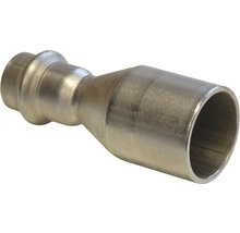 Raccord à compression Viega Sanpress réducteur 42x22mm inox 436315-thumb-0