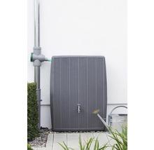 Cuve de collecte d''eau de pluie 3P Concrete 200 litres, gris-thumb-0