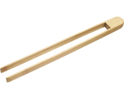 Pince barbecue Tenneker® 31,5 cm bois