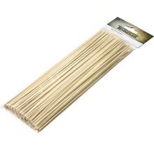 Brochettes en bambou Tenneker® 100 pièces 30 cm