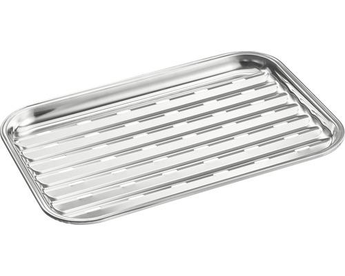 Plat en acier inoxydable pour barbecue Tenneker®-0