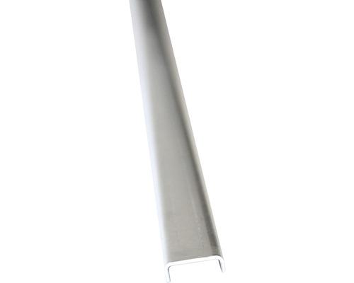 Profilé support aluminium 1000 x 7 x 2 mm-0