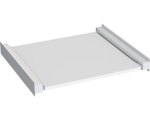 Sol intermédiaire pour lave-linge et sèche-linge blanc