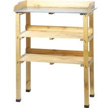 Table de rempotage bois de pin 76 x 37 x 102 cm-thumb-0