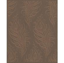 Papier peint intissé Quill Copper cuivré-thumb-0