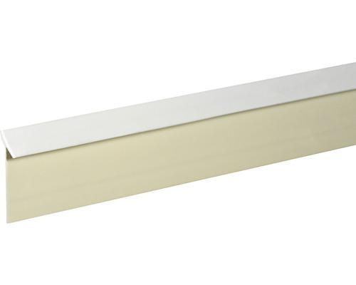 Profilé d''étanchéité silco-flex blanc longueur : 4200 mm