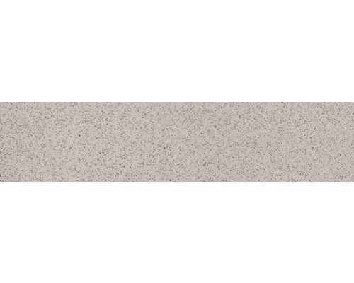 Socle gris clair mat 7x30cm