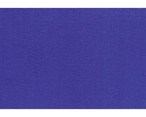Moquette Velours Verona bleu 400 cm de largeur (marchandise au mètre)-0