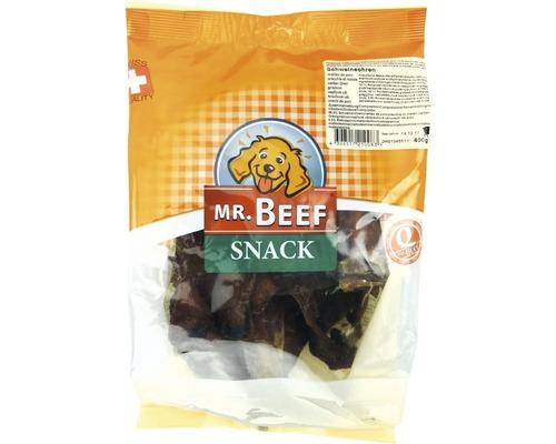 Hundesnack, Mr. Beef Schweineohren 400 g