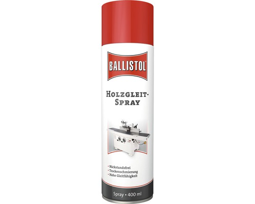Spray lubrifiant bois Ballistol 400 ml