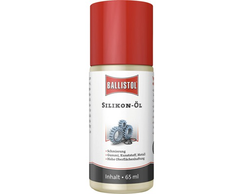 Huile silicone Ballistol 65ml