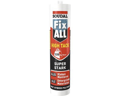 Soudal Fix All High Tac Montagekleber Weiß 420 gr