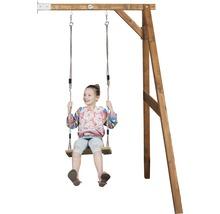 Extension balançoire simple axi Swing bois marron-thumb-2
