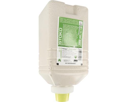 Nettoyant pour mains Stoko bouteille souple de 2 litres