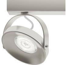 Spot LED Spur 2x4.5W mat chromé-thumb-2