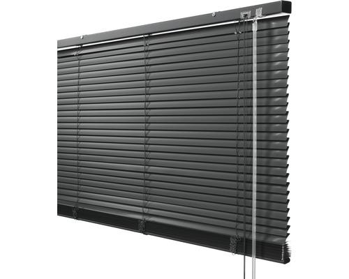 Soluna Store vénétien en aluminium avec fonction Dim-Out, 40x170 cm anthracite