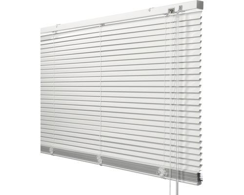 Soluna Store vénétien en aluminium avec fonction Dim-Out, 40x170 cm blanc