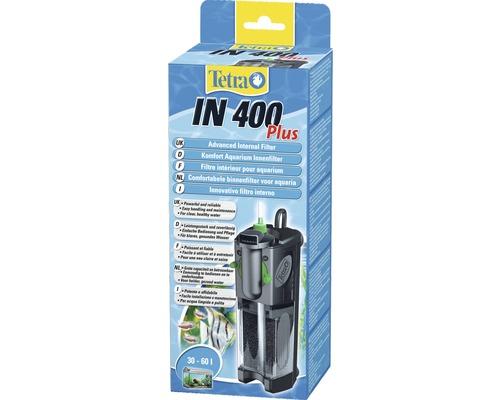 Filtre intérieur pour aquarium Tetratec IN400 plus