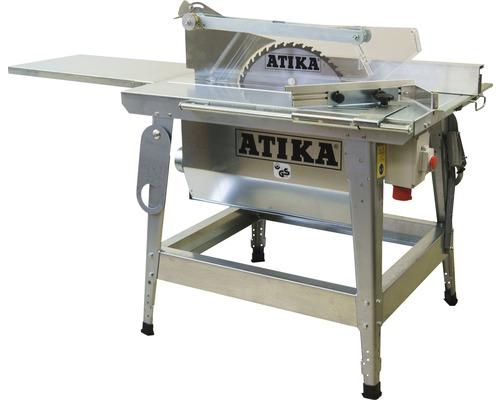 Scie circulaire de chantier Atika BTU 450 400V