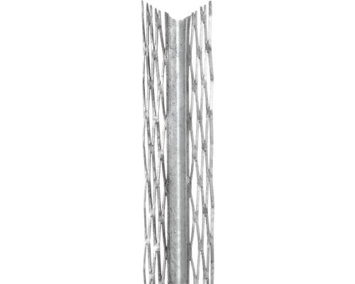 Profilé d''angle pour enduit, longeur 1.50 m