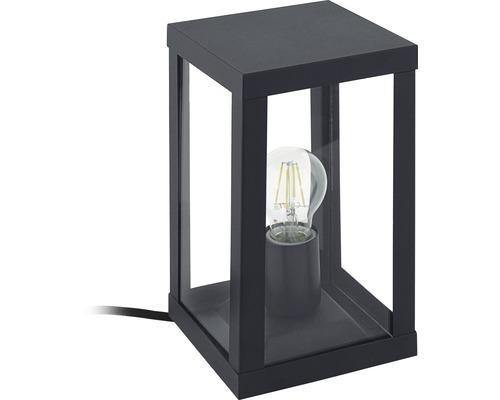 Lampe de table d 39 ext rieur eek a alamonte 1 ampoule for Table exterieur hornbach