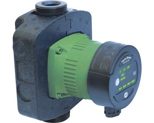 Pompe haute efficacité à réglage électronique TerraGreen 25/6 LPA (180mm) Débit de refoulement de 4 à 6m réglable à la main