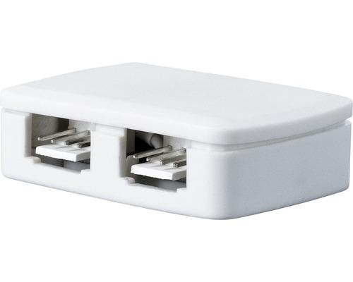 Boîte de jonction YourLED 4 compartiments blanc 12V