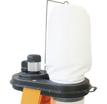Sac à filtre supérieur Atika pour installation d''aspiration des copeaux ABS 2000-thumb-0