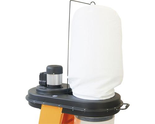 Sac à filtre supérieur Atika pour installation d''aspiration des copeaux ABS 2000-0