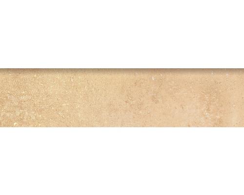 Carrelage pour plinthe Rustic crema 8x33.15 cm