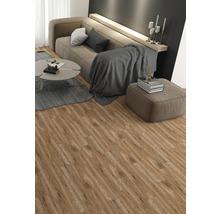 Carrelage pour sol Strobus Oak mat 22x90cm-thumb-1