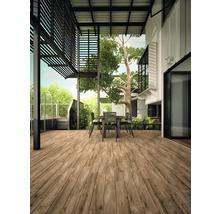 Carrelage de sol Strobus Wood pine mat 22x90cm-thumb-1