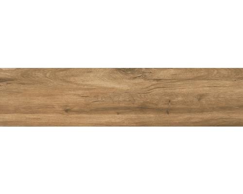Carrelage de sol Strobus Wood pine mat 22x90cm-0
