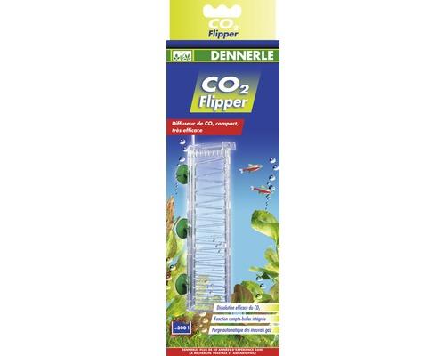 Appareil d'alimentation en CO2 Dennerle Profi-Line CO2 Flipper