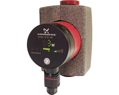 Pompe à chaleur EEK A Grundfos Alpha 1 25-40