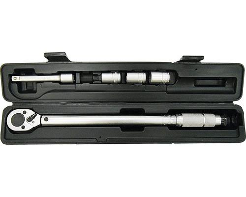 """Kit de clés dynamométriques 1/2"""" 42-210 Nm 5 pièces"""