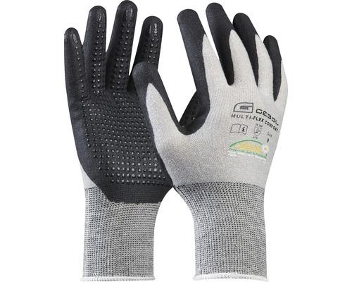 Gants de travail gris/noir Multi-Flex T9