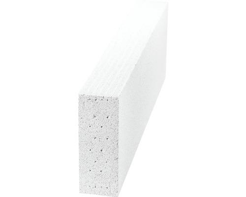 Brique en béton cellulaire 600x75x199 mm