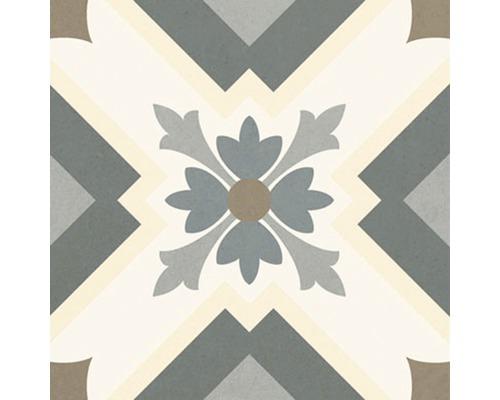 Carrelage décoratif Heritage taco 16.5x16.5 cm