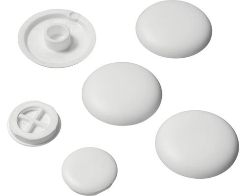 Set d'amortisseurs de rechange Basano pour abattant WC Cabras-0