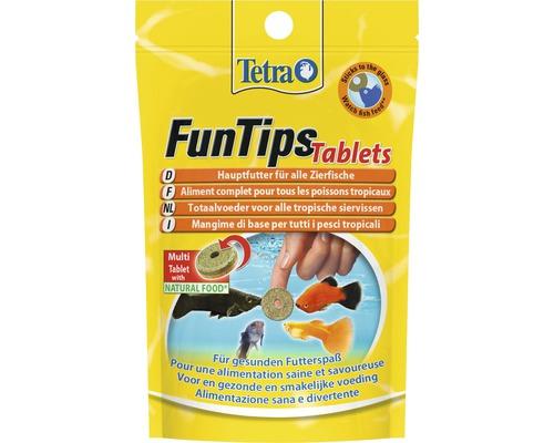 Futtertabletten Tetra FunTips Tablets 20 Tabletten