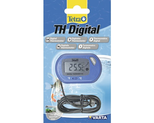 Thermomètre d''aquarium Tetra TH numérique