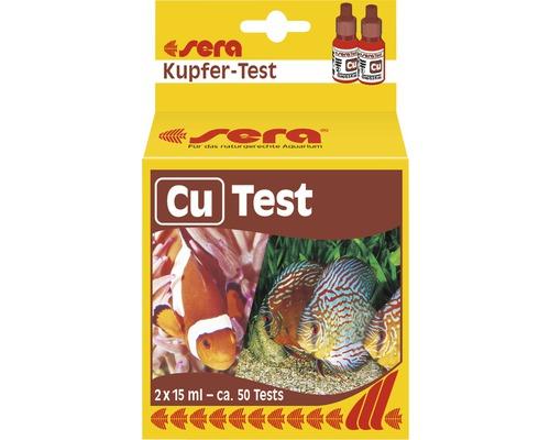 Wassertester Sera Kupfer-Test