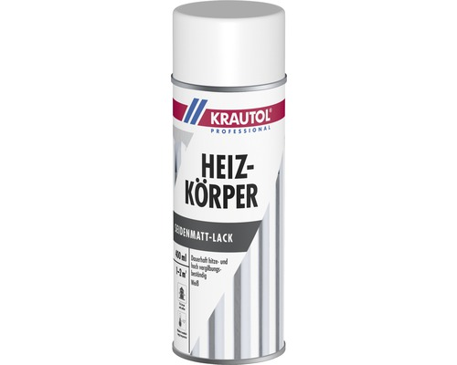 peinture pour radiateurs mate blanche 400 ml hornbach luxembourg. Black Bedroom Furniture Sets. Home Design Ideas