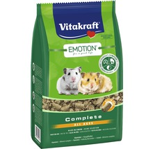 Nourriture pour rongeurs, Vitakraft Emotion® Complete hamster 800g-thumb-0