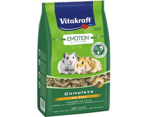 Nourriture pour rongeurs, Vitakraft Emotion® Complete hamster 800g-0