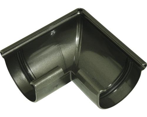 Angle extérieur Marley diamètre nominal 75mm anthracite métallique