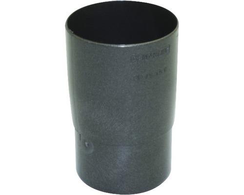 Manchon de tuyau Marley diamètre nominal 53mm anthracite métallique
