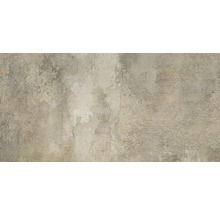 Carrelage de sol en grès-cérame fin Elements Mud mat, 45x90cm-thumb-0